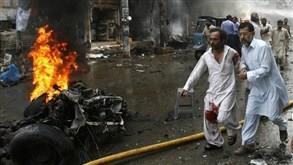 انتحاري يقتل ثمانية ويجرح 26 في بيشاور الباكستانية