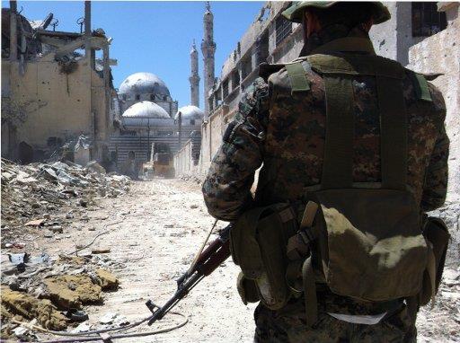 العربي وأوغلي يدعوان الأطراف المتقاتلة في سورية الى هدنة خلال عيد الفطر