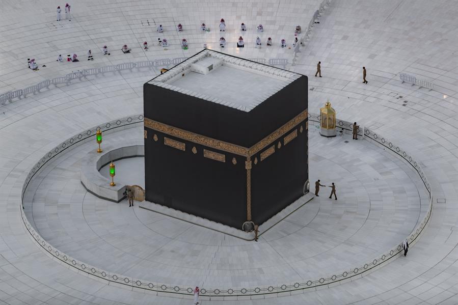 المسجد الحرام