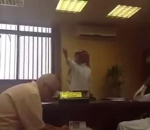 أمانة الطائف تحقق بفيديو شجار وكيل الأمين مع مواطن.. وأمينها يؤكد: المواطن دائماً على حق