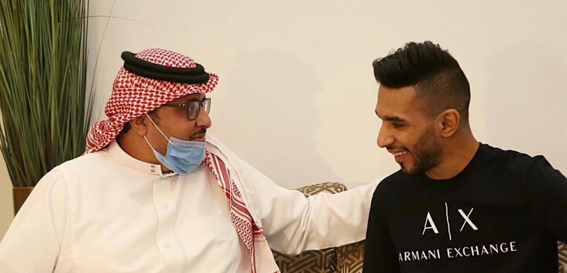 سالم العثمان مع خالد الزيلعي