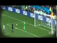 الأرجنتين (4 - 2) هولندا نهائيات كأس العالم 2014