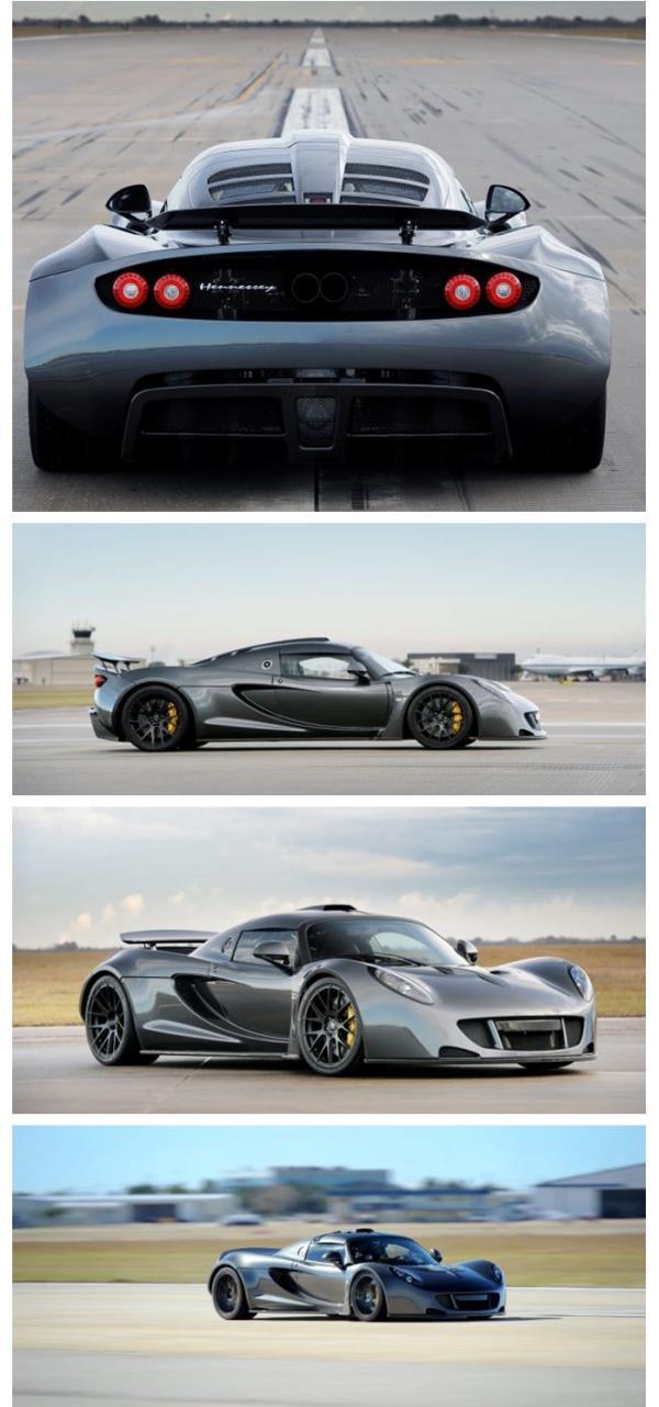 """""""فينوم GT"""" أسرع سيارة رياضية"""