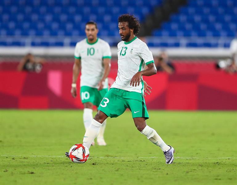 المنتخب السعودي ونظيره الألماني