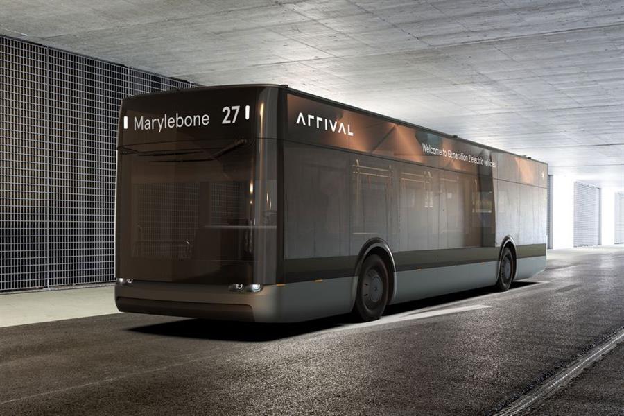 """حافلات كهربائية جديدة تناسب ظروف """"كورونا"""""""