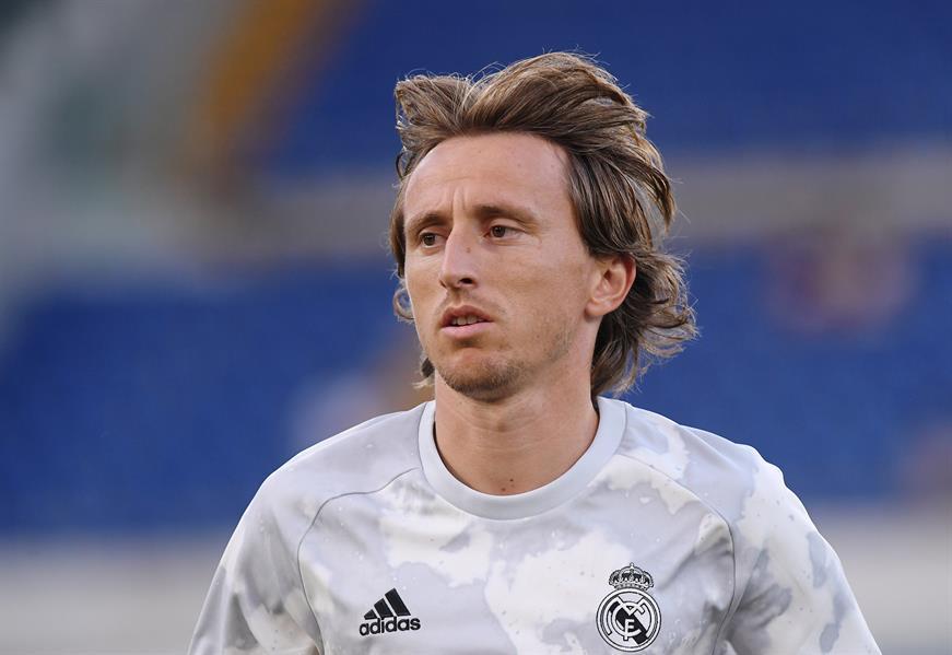 إصابة مودريتش تزيد من معاناة ريال مدريد