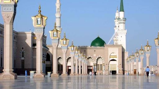 المسجد النبوي