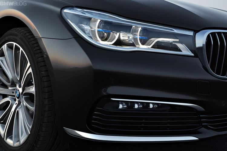 بالفيديو والصور.. الكشف عن الجيل الجديد من سيارة بي ام دبليو الفئة السابعة