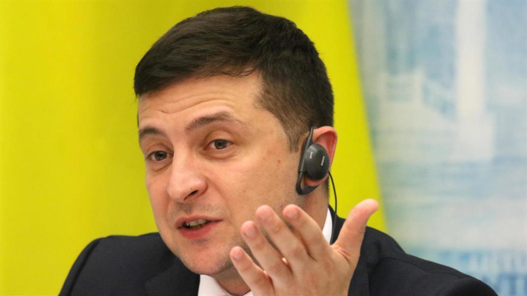 رئيس الوزراء الاوكراني