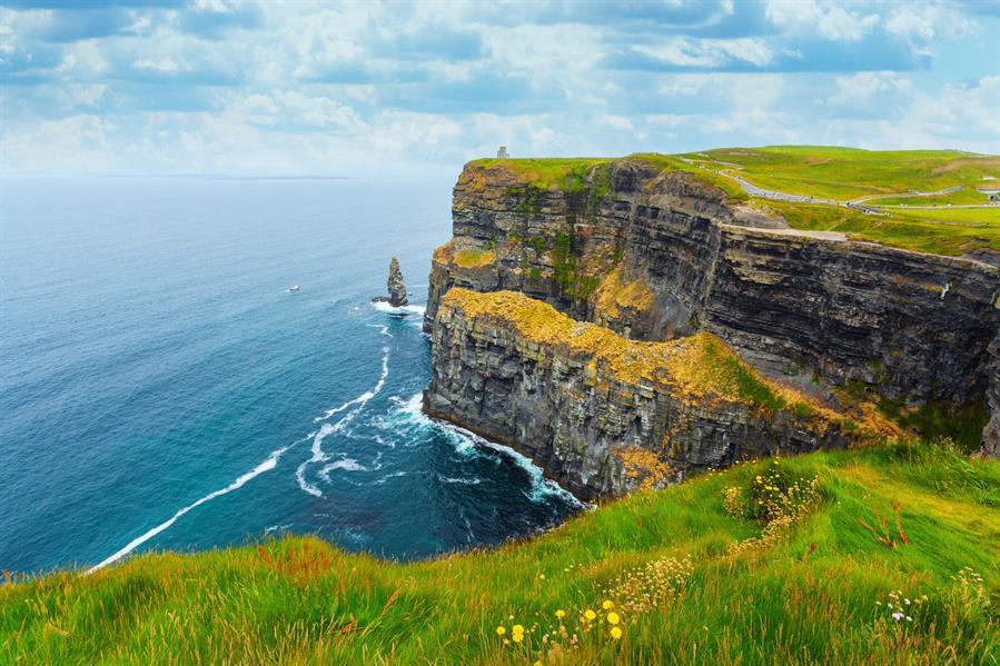 معلم سياحي في إيرلندا