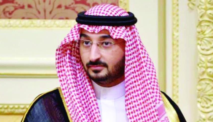 الأمير عبدالله بن بندر بن عبدالعزيز يقف على جاهزية قطار المشاعر المقدسة