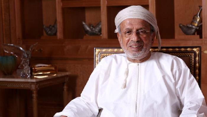 7 - سهيل بهوان (عماني) - 3.9 مليار دولار