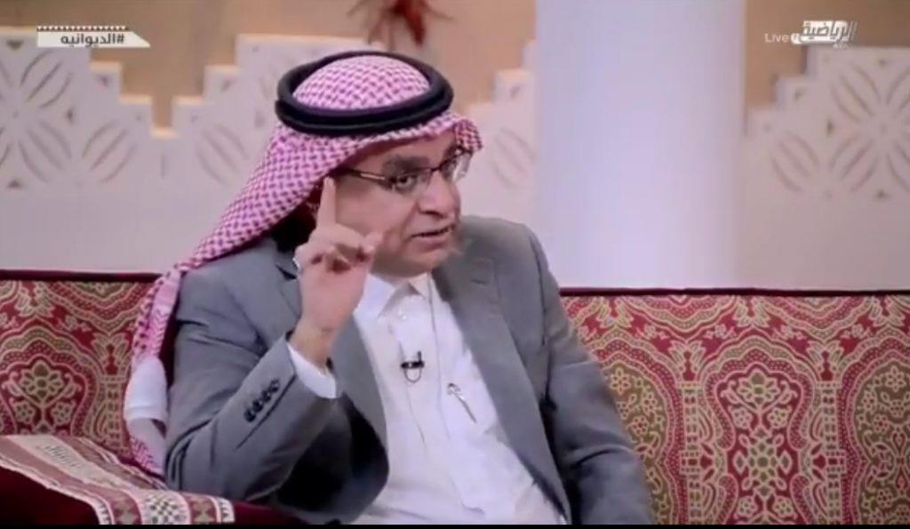 سعود الصرامي يوجه اللوم لرئيس لجنة الحكام بسبب هذا الحكم!