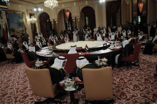 مجلس التعاون الخليجي الـ33 بالبحرين