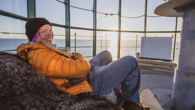 ممرضة سويدية قضت أسبوعًا وحيدة على جزيرة معزولة تروي تجربتها
