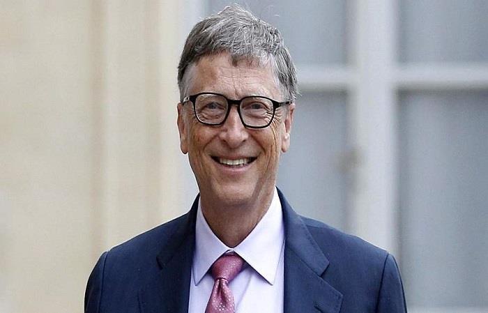 2 - بيل جيتس (أمريكي) - 90 مليار دولار.
