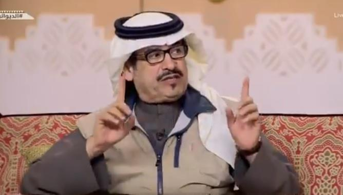 """بالفيديو .. صالح الحمادي يصف الهلال بـ""""الحصان البطل"""" ويوجه رسالة لـ""""النصراويين"""""""