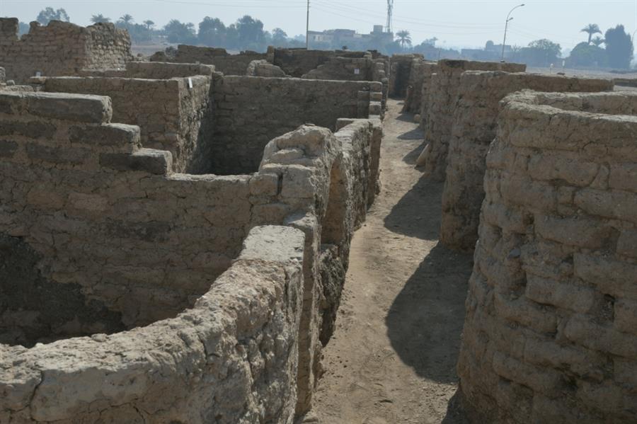 مدينة فرعونية