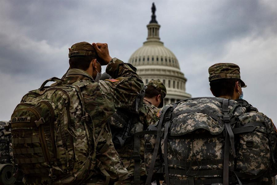 تأهبا لتنصيب بايدن.. واشنطن تتحول لثكنة عسكرية ومعالم شهيرة تغلق