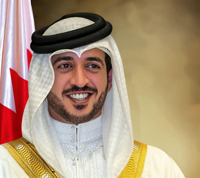 الشيخ خالد بن حمد آل خليفة