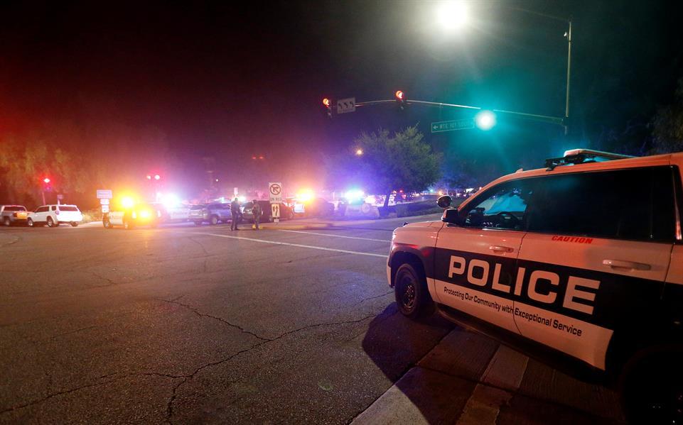 إطلاق نار على حفل أمام كنيسة بأمريكا.. والأمن يقـتل منفذ الهجوم