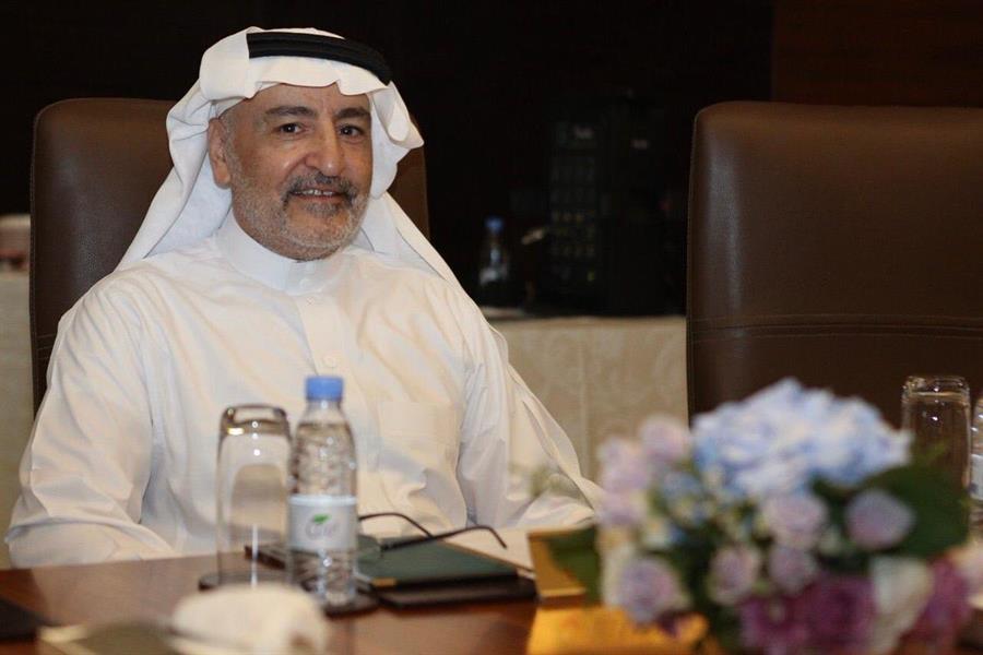 الرئيس التنفيذي لنادي الهلال، عبدالله الجربوع