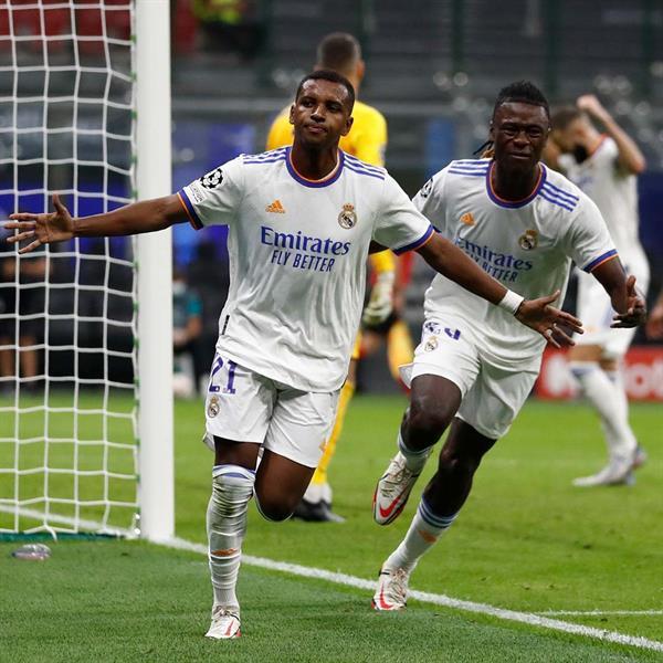 ريال مدريد يخطف فوزًا قاتلاً أمام إنتر في دوري أبطال أوروبا