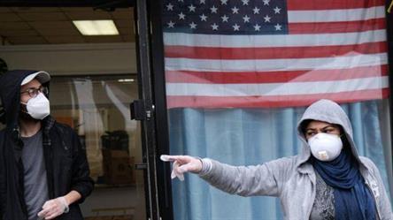 الولايات المتحدة تسجل 125,735 إصابة مؤكدة و 1,876 حالة وفاة بكورونا