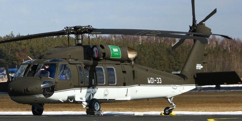 اتفاقيات لتصنيع طائرة بلاك هوك وأقمار صناعية وأنظمة الحرب الإلكترونية بالمملكة
