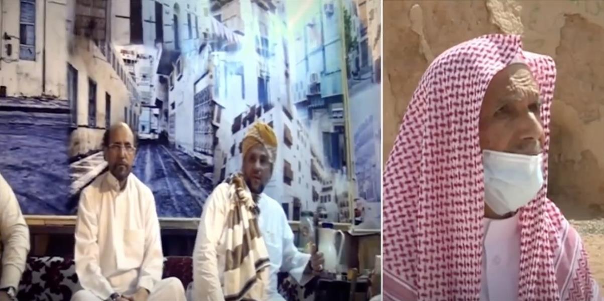 مواطن سبعيني يروي عادات وتقاليد أهل حائل قديماً في شهر رمضان (فيديو)