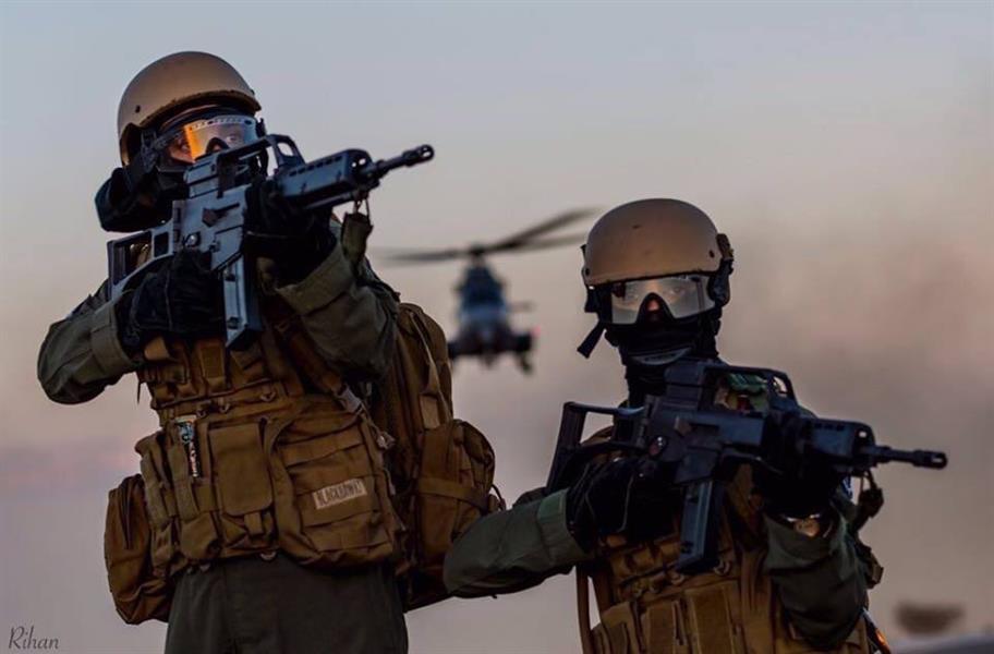 """""""السرب 99"""".. أنقذ طيارَي المقاتلة السعودية باليمن ويختص بعمليات نوعية في الكوارث والأزمات"""