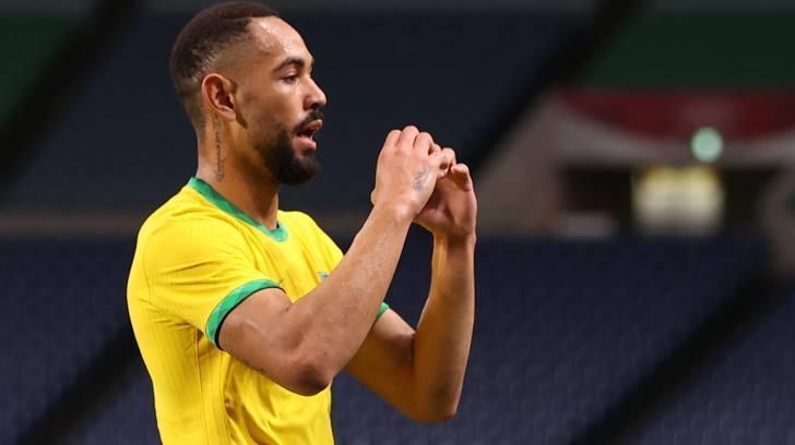 برازيل تتأهل لربع نهائي أولمبياد طوكيو بهدف في مرمى مصر