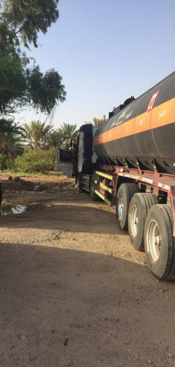 مرور شقراء يوقف قائد شاحنة عكس السير وحاول الانتحار