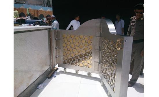 باب لحِجَر الكعبة المشرفة