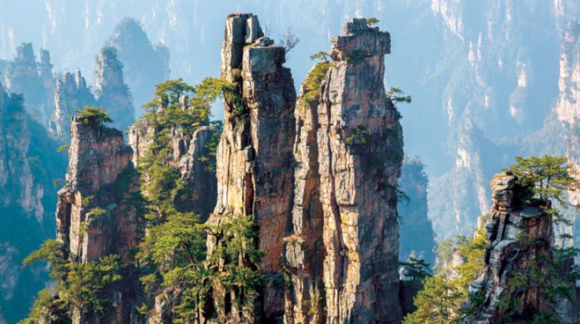 جبال الافاتار