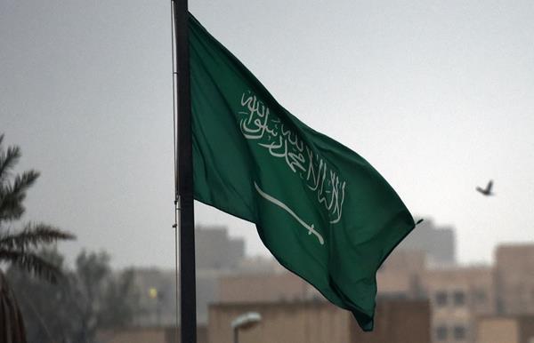 وتؤكد المملكة أن القضية الفلسطينية كانت ولا تزال قضية المملكة الأولى