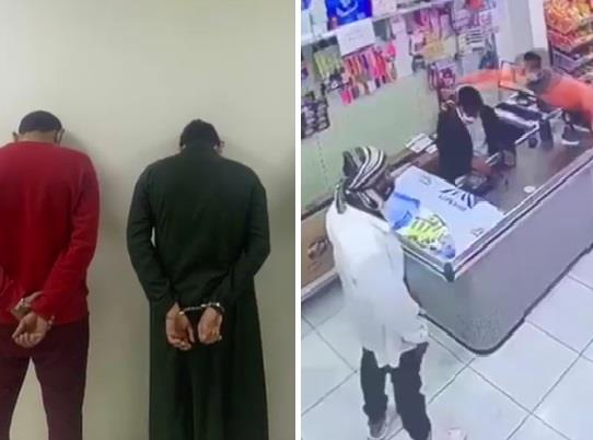 دهس وسرقة ومخدرات.. الإطاحة بـ6 مواطنين ومقيم تعدوا على دوريات الأمن وسلبوا المارة في الرياض