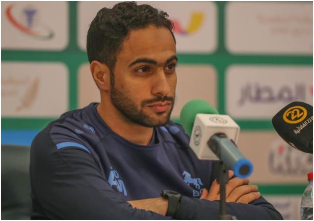 مساعد مدرب نادي الاتفاق، أحمد المالكي