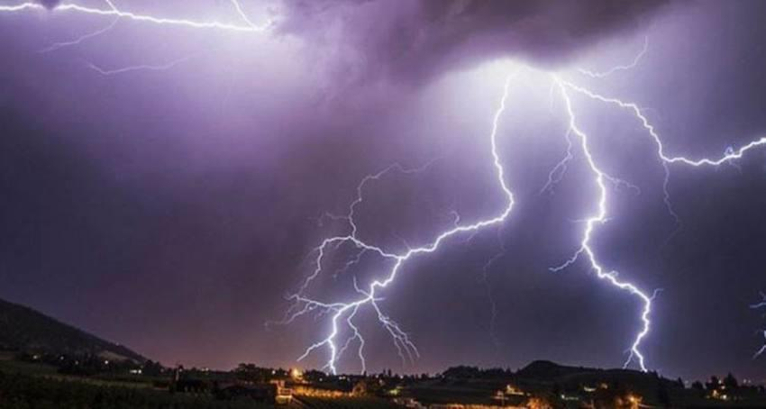 تنبيهات بأمطار رعدية وسحب ممطرة ورياح نشطة على عدد من المناطق