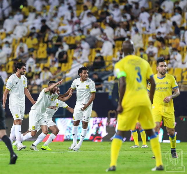 مباراة النصر والاتحاد