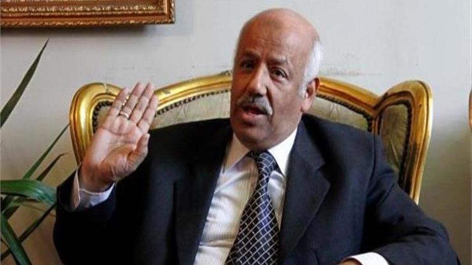 وزير العدل المصري السابق أحمد سليمان