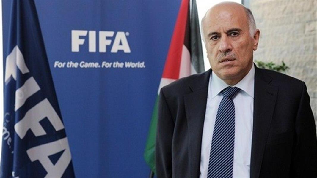 نتيجة بحث الصور عن الفيفا يوقف رئيس الاتحاد الفلسطيني