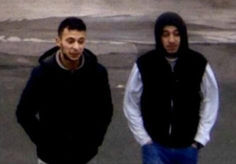 المشتبه بضلوعه في هجمات باريس صلاح عبدالسلام