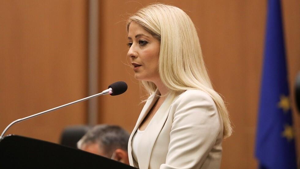 لأول مرة ينتخب البرلمان القبرصي امرأة لقيادته