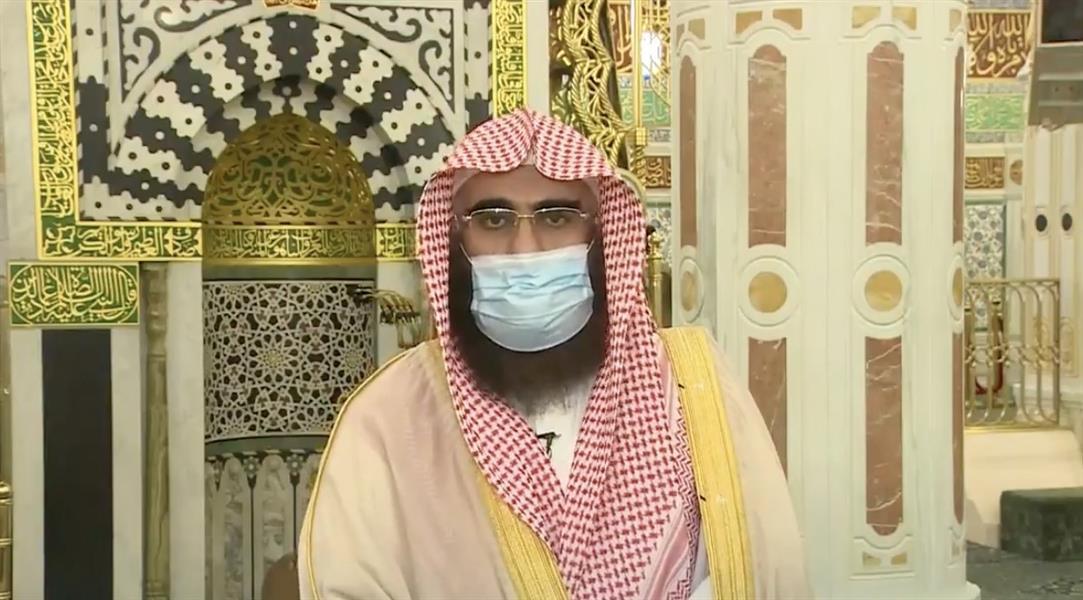وكيل الرئيس العام لشؤون المسجد النبوي الدكتور محمد الخضيري
