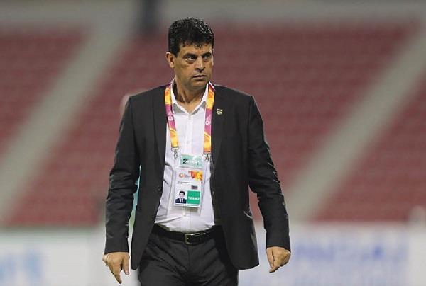 مدرب فريق الشرطة العراقي، عبد الغني شهد