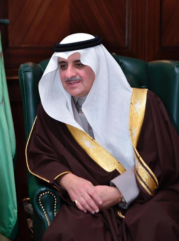 صاحب السمو الملكي الأمير فهد بن سلطان بن عبدالعزيز أمير منطقة تبوك