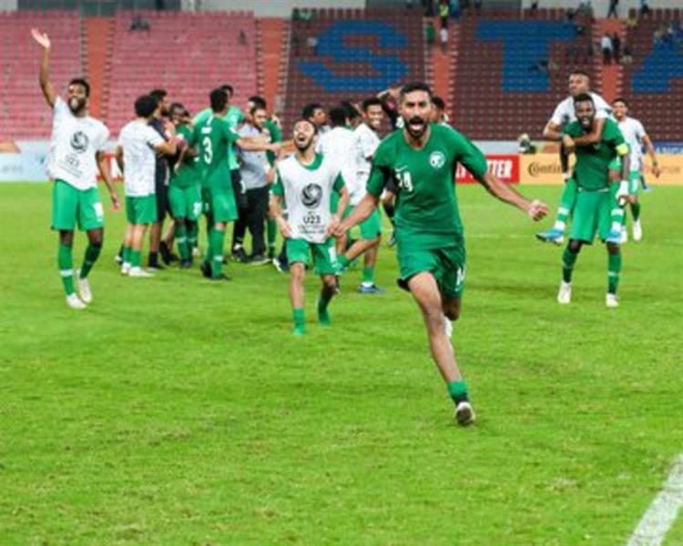 بعد مكافأة هيئة الرياضة .. هدية ثانية للأخضر بعد التأهل
