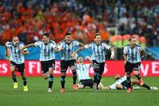 بالفيديو: الأرجنتين تهزم هولندا بركلات الترجيح وتبلغ نهائي كأس العالم