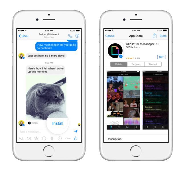 facebook Messenger apps GIFs 4